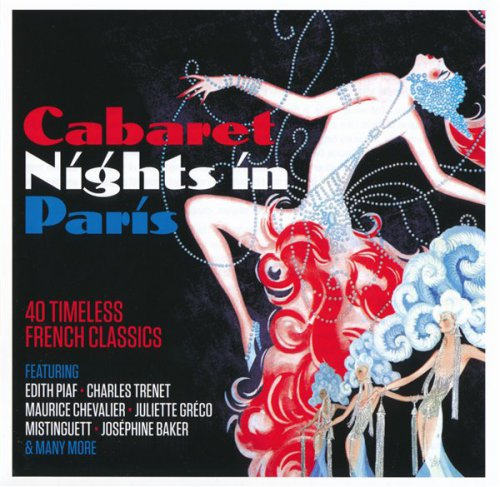 VA - Cabaret Nights In Paris (2015)