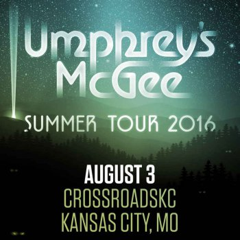 Umphrey's McGee - 2016-08-03 Crossroads KC, Kansas City, MO (2016)