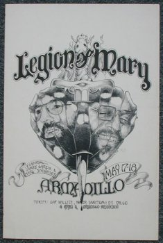 Legion of Mary - 1975-04-09 The Bottom Line, NY