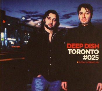 VA - Deep Dish: Toronto #025 [2CD] (2016)