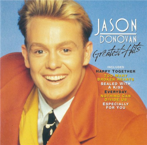 Jason Donovan - Greatest Hits (1991)