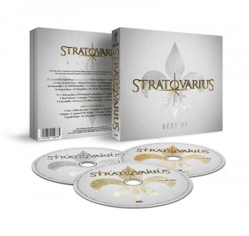 Stratovarius - Best Of [3CD Remastered Limited Edition] (2016)