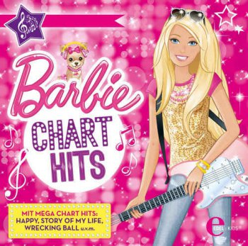 VA - Barbie - Chart Hits (2014)
