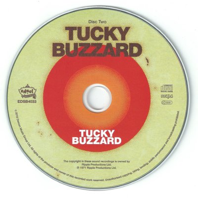 Tucky Buzzard - The complete Tucky Buzzard (5CD Box Set, 2016)