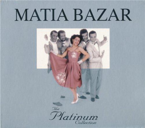 Matia Bazar - The Platinum Collection (3CD Box Set 2007)