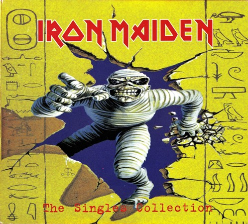 Iron Maiden - The Singles Collection (1996) [2CD]
