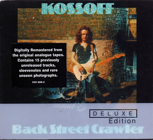 Paul Kossoff - Back Street Crawler {Deluxe Edition}