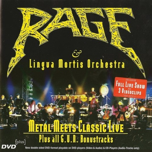 Rage - Metal Meets Classic Live Plus All G.U.N. Bonustracks (2001)