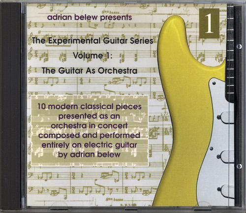 Adrian Belew - The Guitar As Orchestra (1995)