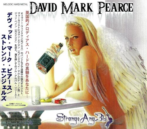 David Mark Pearce - Strange Ang3ls [Japanese Edition] (2011)