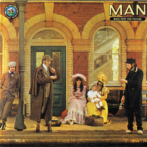 Man - Back Into The Future (1973) [Reissue 1993]
