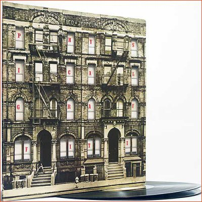 Led Zeppelin - Physical Graffiti (1975) (Vinyl, Double LP)