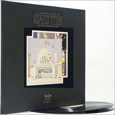 Led Zeppelin - The Song Remains The Same (1976) (Vinyl, Double LP)