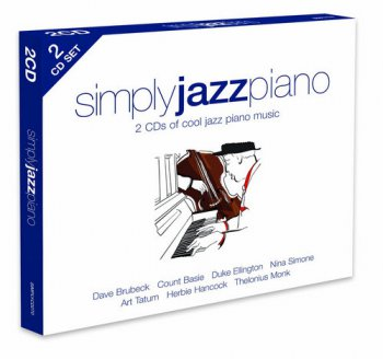 VA - Simply Jazz Piano [2CD Box Set] (2013)