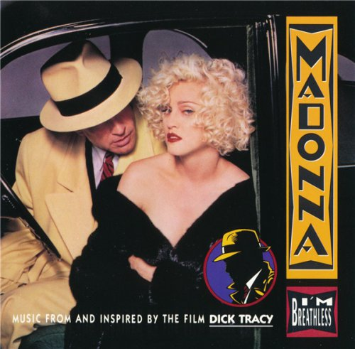 Madonna - I'm Breathless: Music from and Inspired by the Film Dick Tracy (1990)