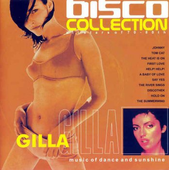 Gilla - Disco Collection (2001)