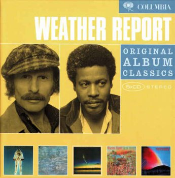 Weather Report - Original Album Classics [5CD Box Set] (2007)
