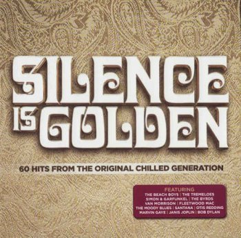 VA - Silence Is Golden [3CD Box Set] (2014)