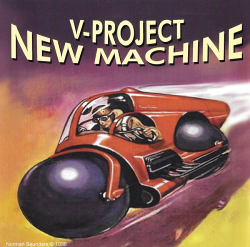V-Project - New Machine (2008)