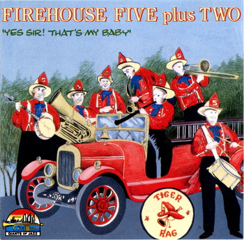 Firehouse Five Plus Two - Yes Sir! That's My Baby (1991)[Lossless]