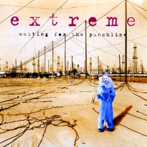 Extreme - Waiting For The Punchline (1995) [Reissue 2008]