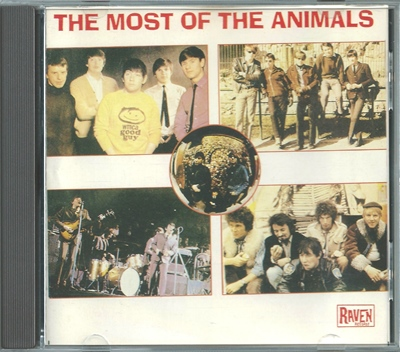 The Animals - The Most Of The Animals (1989)