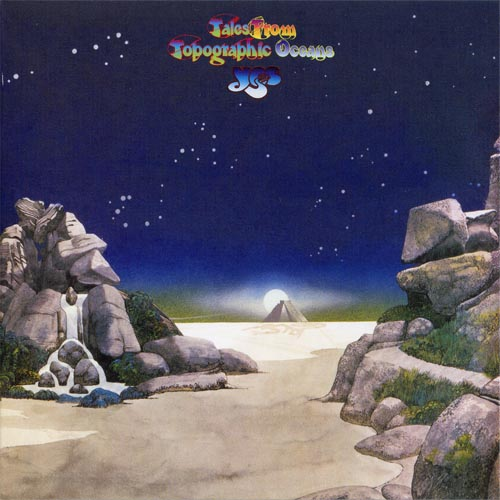 Yes - Tales From Topographic Oceans [Steve Wilson Mix] (2016)