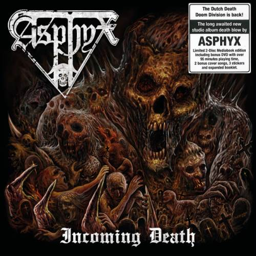 Asphyx - Incoming Death [Limited Edition] (2016)