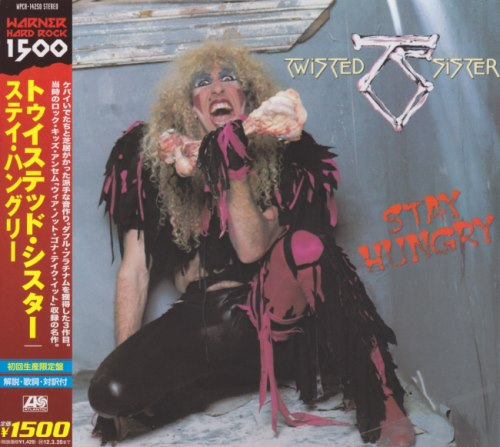 Twisted Sister - Stay Hungry [Japanese Edition] (1984) [2012]
