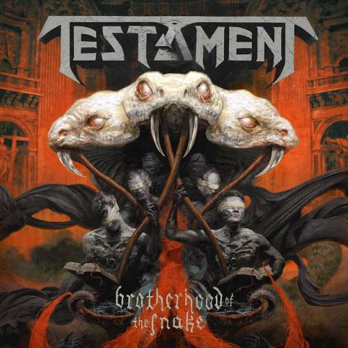 Testament - Brotherhood Of The Snake (2016)