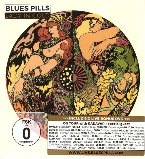 Blues Pills - Lady In Gold [2CD] (2016)