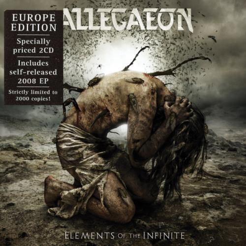 Allegaeon - Elements Of The Infinite [2CD] (2014)