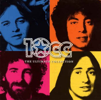 10CC - The Ultimate Collection [3CD Remastered Box Set] (2003)