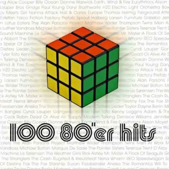 VA - 100 80'er Hits [5CD Box Set] (2008)
