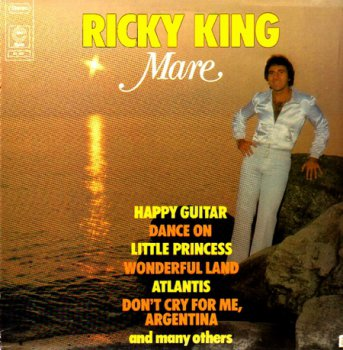 Ricky King - Mare (1977)