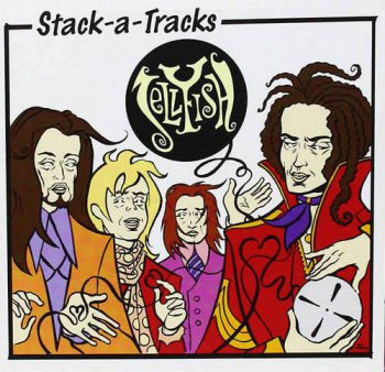 Jellyfish - Stack-A-Tracks [2CD] (2013)