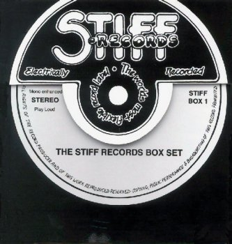 VA - The Stiff Records Box Set [4CD] (1992)