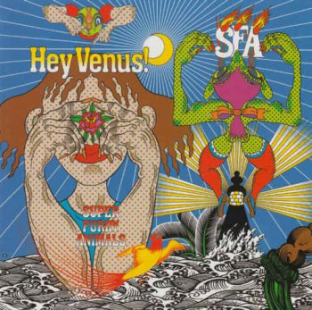 Super Furry Animals - Hey Venus! [2CD Edition] (2008)
