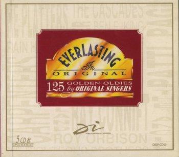 VA - EverLasting In Original - 125 Golden Oldies by Original Singers [5CD Box Set] (1992)