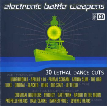 VA - Electronic Battle Weapons [2CD] (1998)