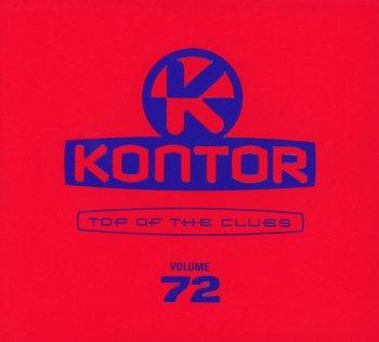 VA - Kontor Top Of The Clubs Vol.72 [3CD Box] (2016)
