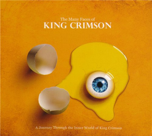 VA - The Many Faces Of King Crimson (3 CD Box Set 2016)