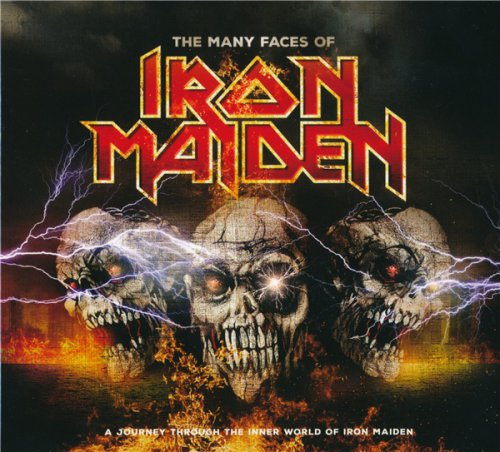 VA - The Many Faces Of Iron Maiden (3 CD Box Set 2016)