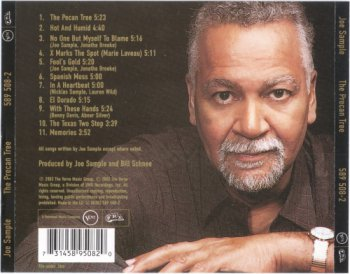Joe Sample - The Pecan Tree (2002)