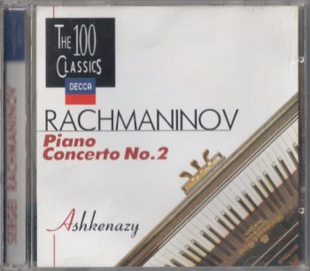 Sergei Rachmaninov - Piano Concerto #2 - V.Ashkenasy (1972)