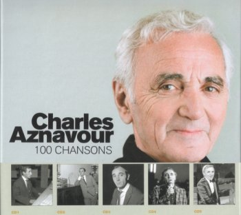 Charles Aznavour - 100 CHANSONS (BOX, 5 CD)