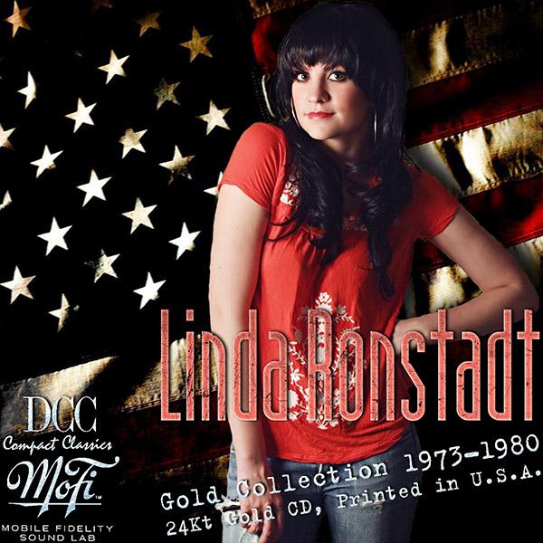 LINDA RONSTADT «Golden Collection 1973-2014» (9 x CD • Elektra Entertainment • Issue 1993-2014)