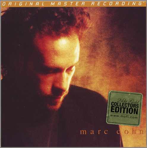 MARC COHN «Marc Cohn» (1991) (US 2007 Mobile Fidelity Sound Lab • UDCD 767)