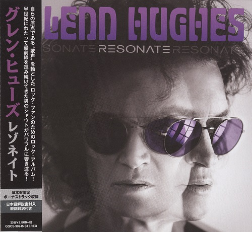 Glenn Hughes - Resonate [Japanese Edition] (2016)