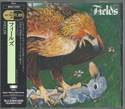 Fields - Fields - 1971 (ESCA 5423)